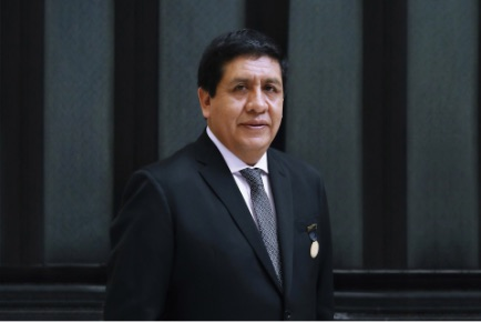 Peru - Herbert Vilcapoma