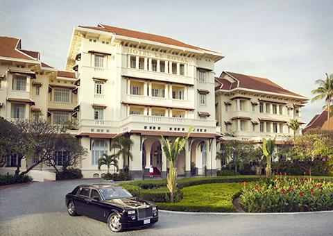 Raffles Le Royal Phnom Penh