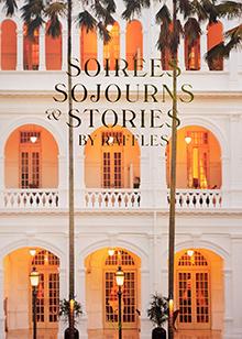 Soirées, Sojourns & Stories