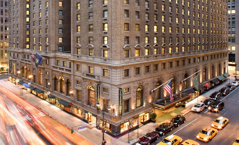 New York Hotel Room Tax Rate